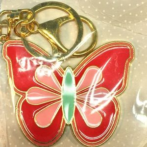 Accessories - ❌CLEARANCE❌ Cute butterfly keychain/purse charm
